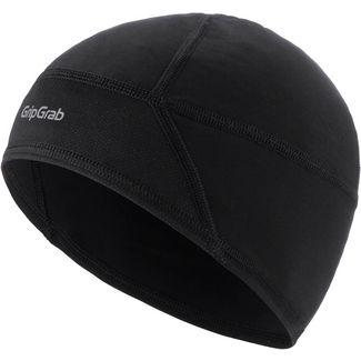 GripGrab Skull Helmmütze black