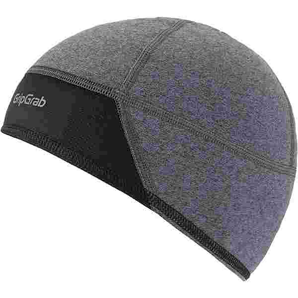GripGrab Skull Helmmütze Damen grey