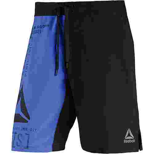 Reebok Epic Funktionsshorts Herren acid-blue