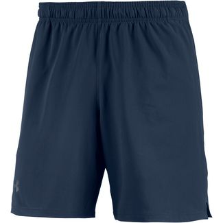 Under Armour HeatGear Cage Funktionsshorts Herren academy-academy-graphite