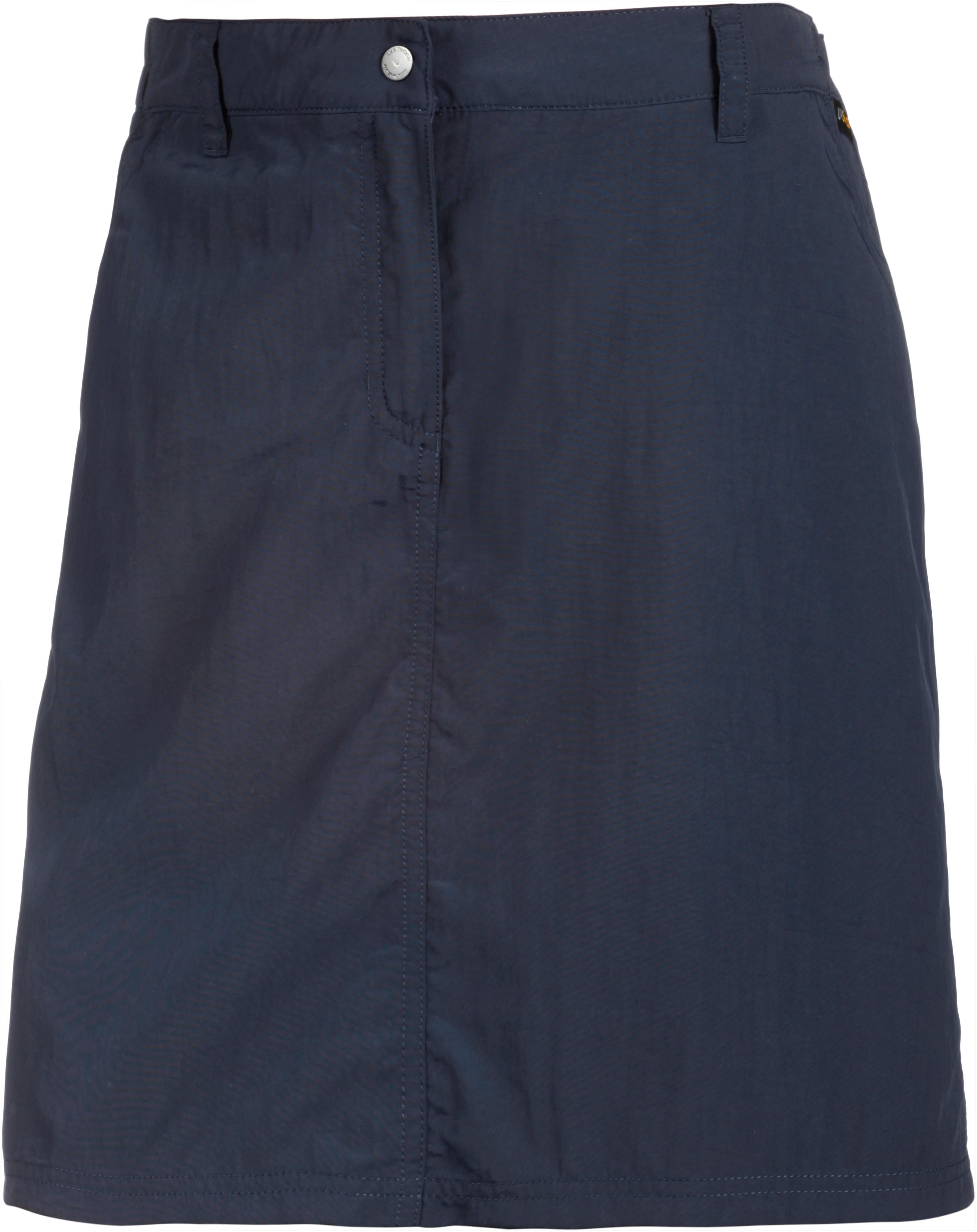 Jack Wolfskin Kalahari Cargorock Damen midnight blue im Online Shop von SportScheck kaufen