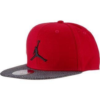 on sale 79460 ae771 Nike Jordan Cap Kinder gym red