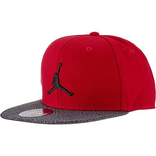 Nike Jordan Cap Kinder gym red