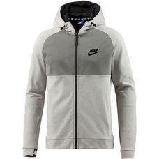 Nike NSW AV15 Sweatjacke Herren light-bone-black-dark-stucco-black