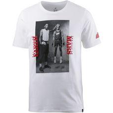 Nike M JSW TEE MARS BLK PHOTO T-Shirt Herren white
