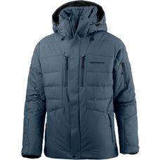 Peak Performance Shiga Skijacke Herren blue steel