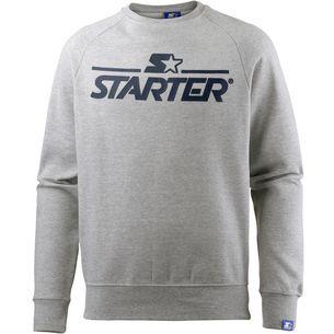 STARTER Sweatshirt Herren grey marl