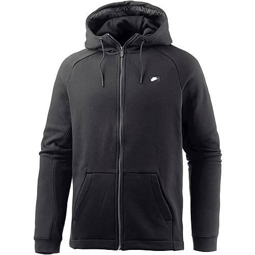 Nike NSW Sweatjacke Herren black