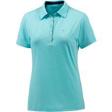 Schöffel Capri1 Poloshirt Damen blue radiance