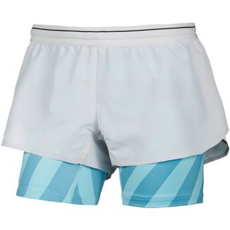 adidas Agravic Parley Funktionsshorts Damen grey one