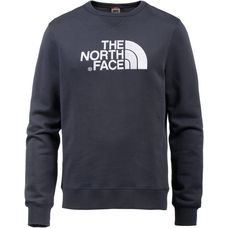 The North Face Drew Peak Crew Sweatshirt Herren urban navy-tnf white
