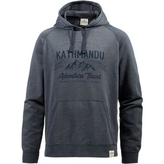 Kathmandu Kathmandu Hoodie Herren slate blue