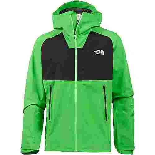 The North Face Keiryo Diad II Funktionsjacke Herren classic green-tnf black