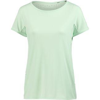 adidas Climachill Funktionsshirt Damen aero green