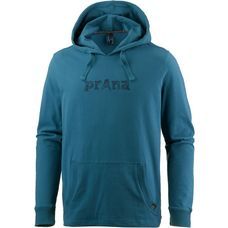 prAna Setu Sweatshirt Herren river rock blue