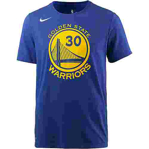 Nike GOLDEN STATE WARRIORS T-Shirt Herren RUSH BLUE