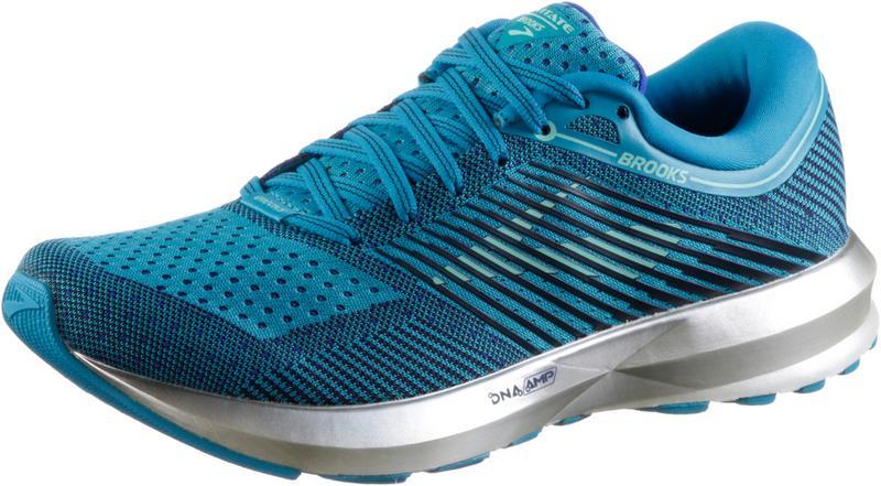 Brooks Levitate Damen Laufschuhe blau Größe 43