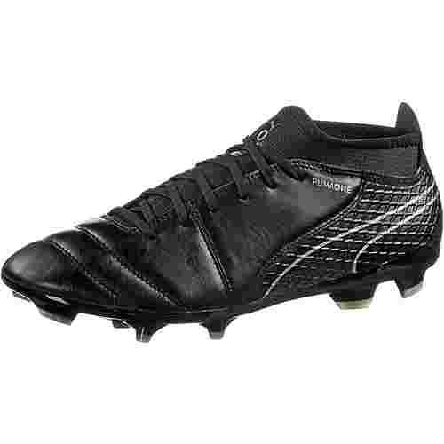 PUMA ONE 17.2 FG Fußballschuhe Herren Puma Black-Puma Black-Silver
