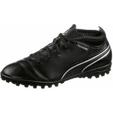 PUMA ONE 17.4 TT Jr Fußballschuhe Kinder Puma Black-Puma Black-Silver