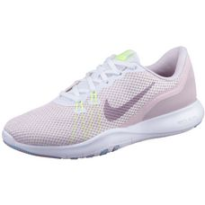 Nike Flex Trainer 7 Fitnessschuhe Damen white-elemental rose-barely rose