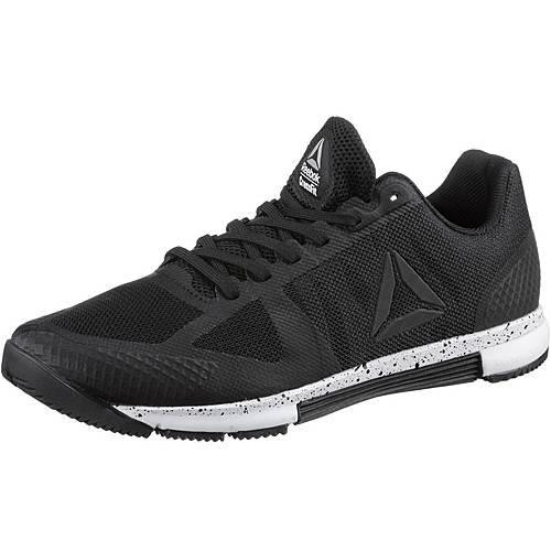 Reebok Crossfit Speed TR Fitnessschuhe Damen black-white-silver
