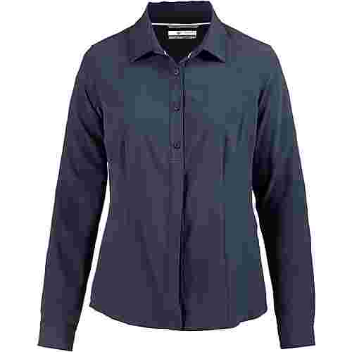 Columbia Saturday Trail Langarmshirt Damen nocturnal