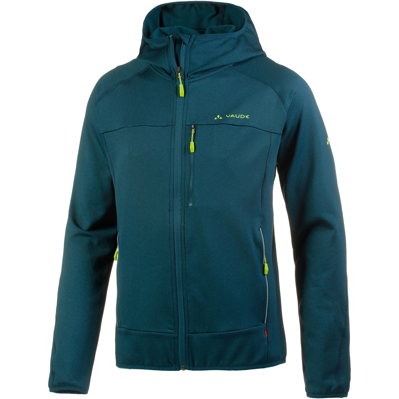 Vaude - Tekoa Fleece Jacket - Fleecejacke Gr 3XL;L;M;S;XL;XXL blau/schwarz;blau;schwarz dark petrol