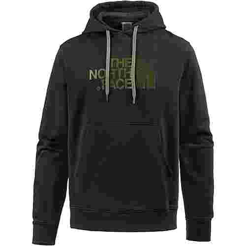 The North Face Light Drew Peak Hoodie Herren tnf black-new taupe green