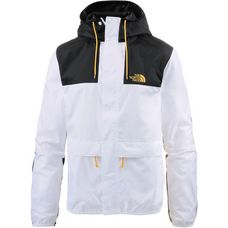 The North Face Mountain Jkt 1985 Seasonal Celebration Kapuzenjacke Herren tnf white-tnf black