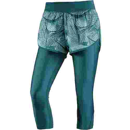 Under Armour Armour Fly Fast Lauftights Damen tourmaline teal-tropical tide-reflective