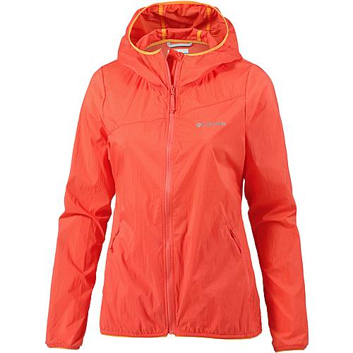 Columbia Addison Park Windbreaker Damen zing-summer orange