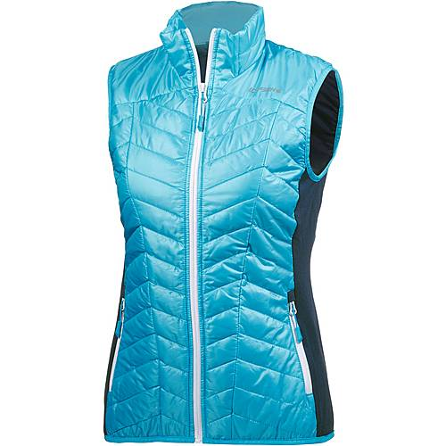 ICEPEAK Bina Outdoorweste Damen sky blue