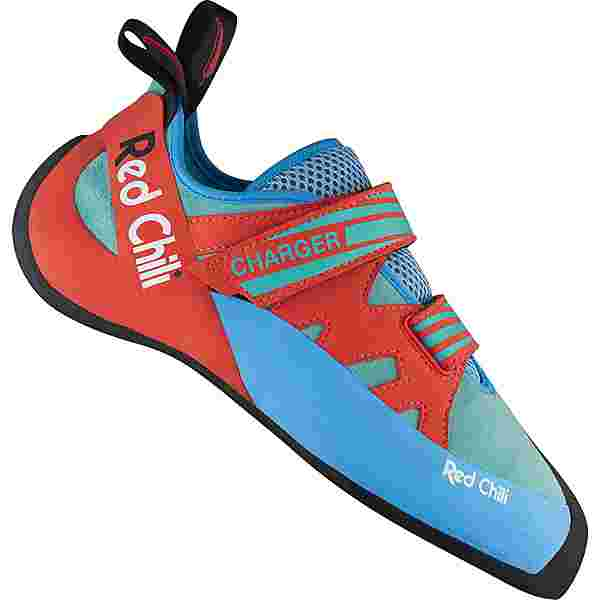 Red Chili Charger Kletterschuhe blau-rot