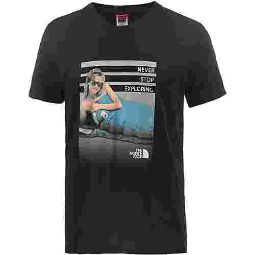 The North Face Celebration Easy T-Shirt Herren tnf black