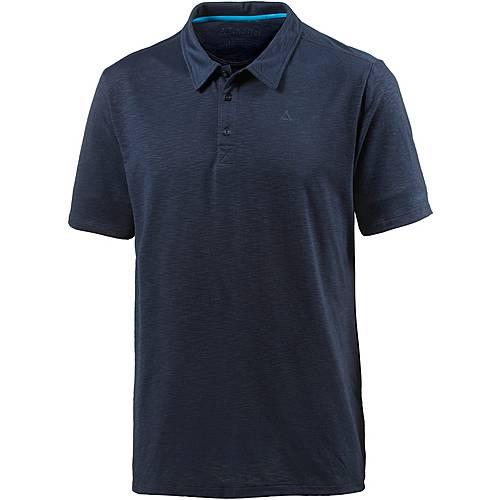 Schöffel Izmir Poloshirt Herren dress blues