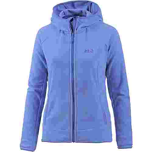 Jack Wolfskin Arco Fleecejacke Damen baja blue stripes