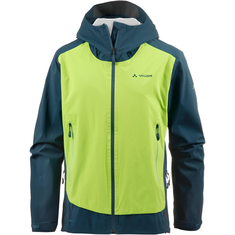 Vaude - Simony 2,5L Jacket II - Hardshelljacke Gr 3XL;L;M;S;XL;XXL schwarz/blau;blau;grün/blau/schwa