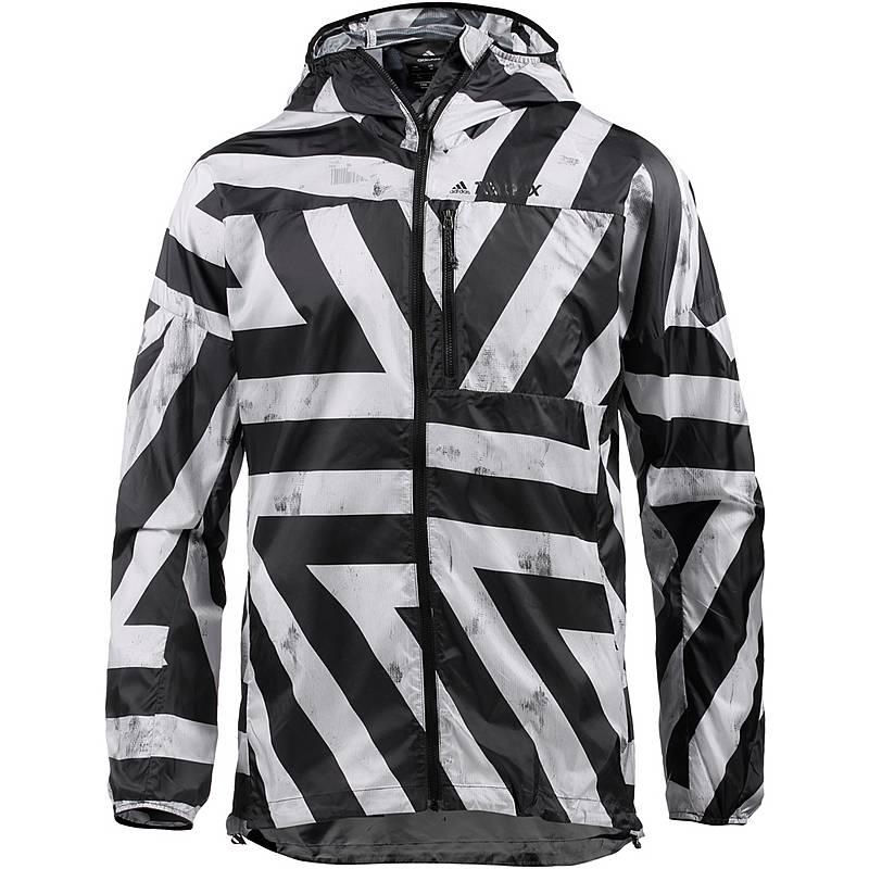 Adidas Agravic Windbreaker Herren white im Online Shop von ... 0671a08498
