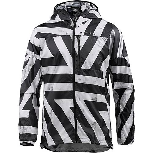 adidas Agravic Windbreaker Herren white
