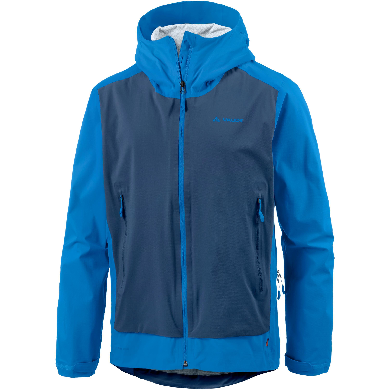Vaude - Simony 2,5L Jacket II - Hardshelljacke Gr L;M;S;XL;XXL schwarz/blau;blau radiate blue