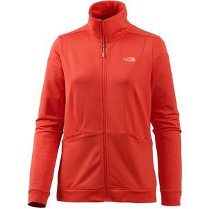 The North Face Hikesteller Sweatjacke Damen fire brick red