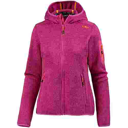 CMP Strickjacke Damen borgogna-hot pink