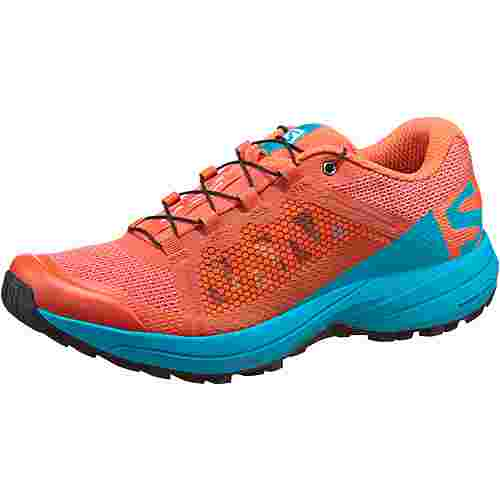 Salomon XA ELEVATE Multifunktionsschuhe Damen nasturtium.-blue bird-black