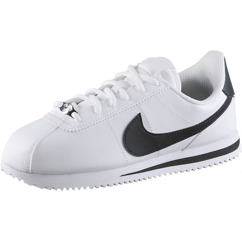 sale retailer 8aedf 0f86d ... france nike cortez sneaker kinder white black 75560 8d82f