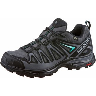 Salomon X ULTRA 3 PRIME GTX® Multifunktionsschuhe Damen magnet-black-atlantis