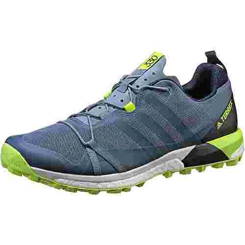 adidas Agravic Mountain Running Schuhe Herren raw steel