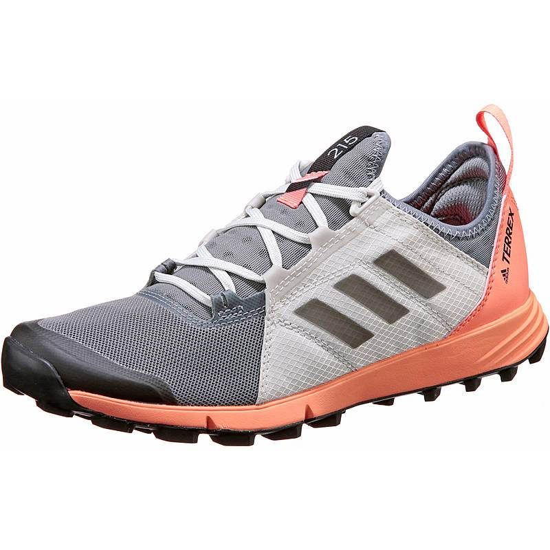 newest 7288c eb81a adidasAgravic Speed Mountain Running SchuheDamen grey three - ecrider.de
