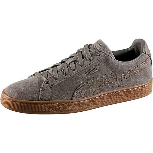 PUMA Suede Classic Natural Warmth Sneaker Herren Falcon-Falcon