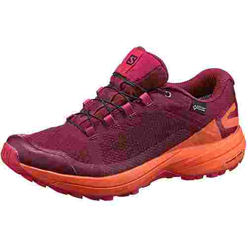 Salomon XA ELEVATE GTX® Multifunktionsschuhe Damen beet red-nasturtium.-virtual pink