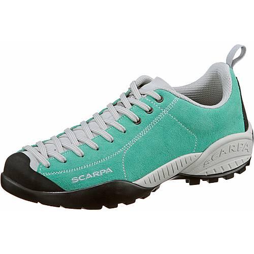 Scarpa Mojito Freizeitschuhe Damen green blue im Online Shop von SportScheck kaufen